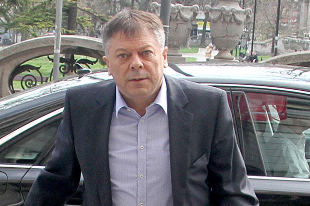 TONČEVU PRORADILA SUJETA: Besan što je izvisio za mesto potpredsednika SPS
