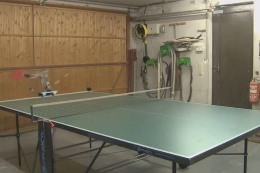 (VIDEO) DA LI BI STE POBEDILI: Evo kako izgleda stoni tenis protiv robota