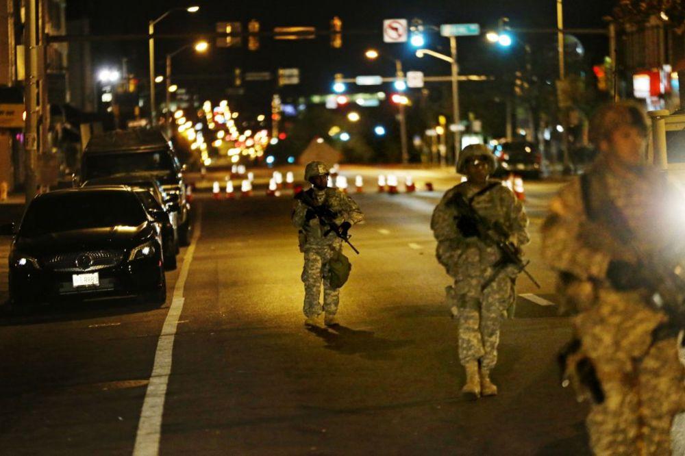 SMIRILI DEMONSTRANTE: U Baltimoru ukinut policijski čas!