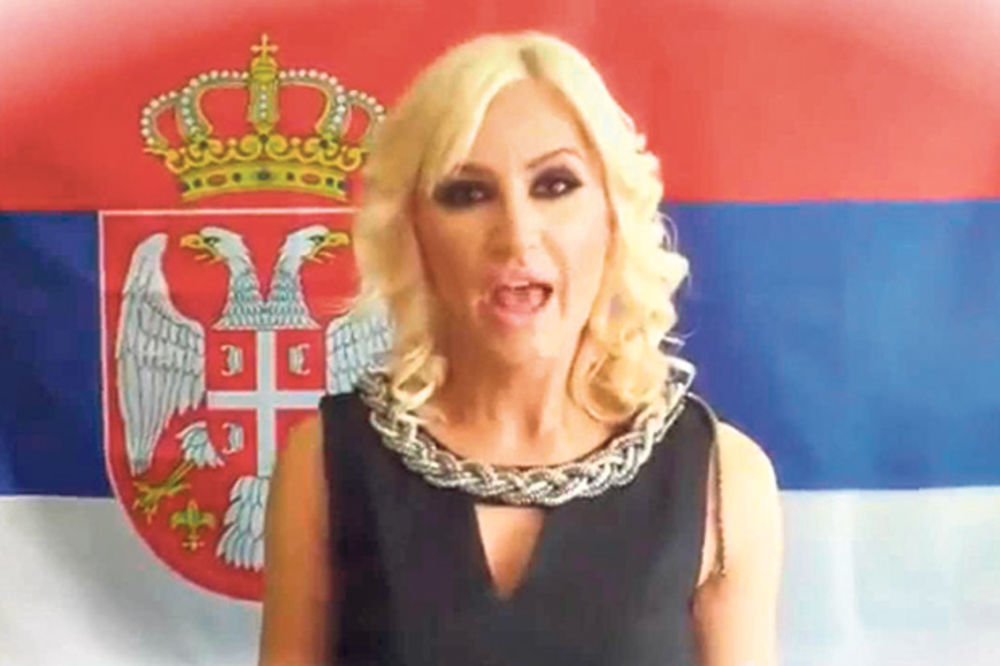 PRESELO JOJ: Opevala je Vučića i postala zvezda, a onda joj je muž zabranio izlazak iz kuće
