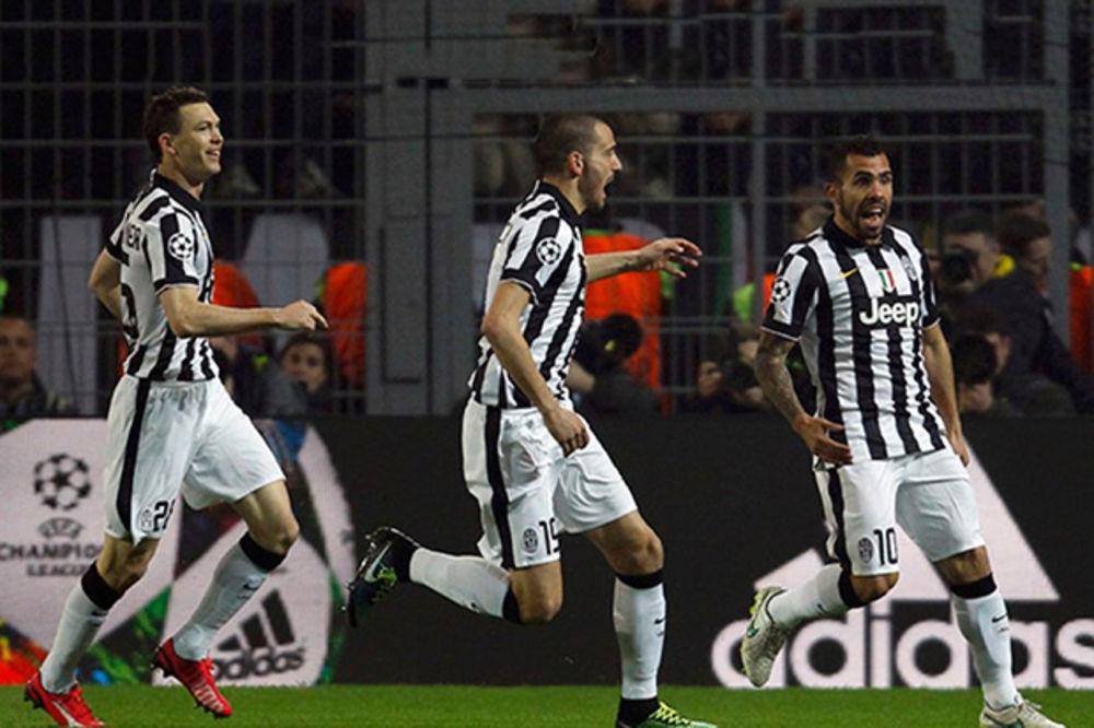 STARA DAMA PRED PROMOCIJOM: Juventus na korak od odbrane titule u Seriji A