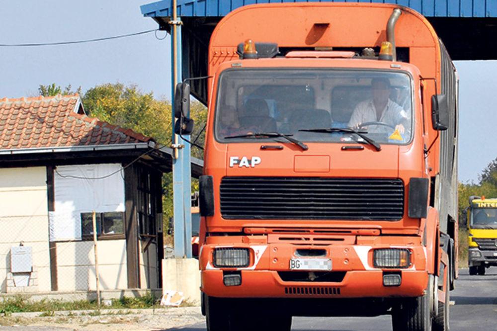 ZA PAUKA DUGUJE 200.000: Ukrali mu kamion, a on plaća kaznu