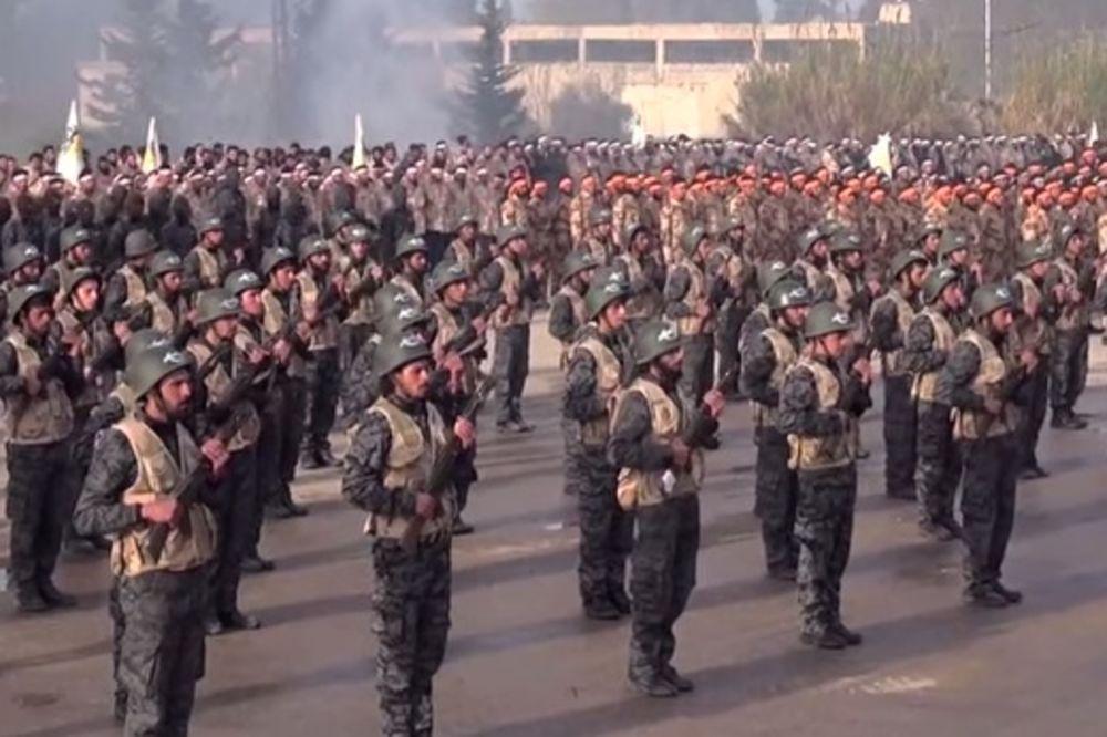(VIDEO) SAMI PROTIV SVIH: Oni se bore i protiv Islamske države i protiv Asada!