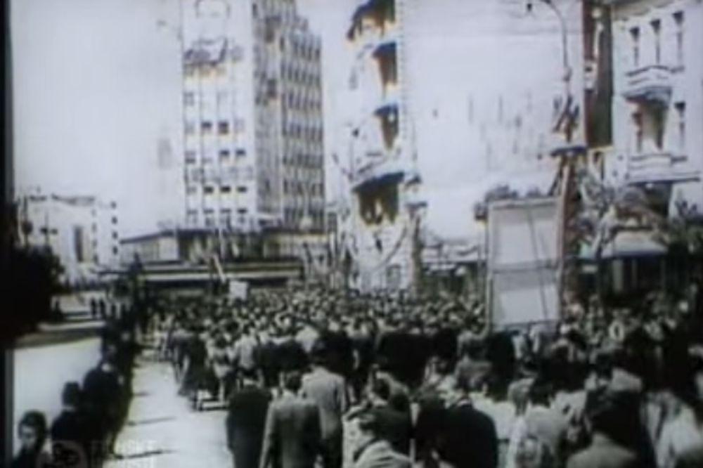 (VIDEO) TO SU BILA VREMENA: Ovako se slavio 1. maj dok je Tito bio živ!