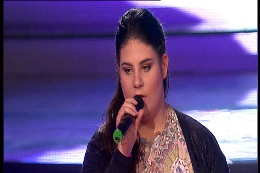 MARIJA SPREMNA ZA EVROVIZIJU: Otpevala pesmu koja će predstavljati Srbiju i oduvala