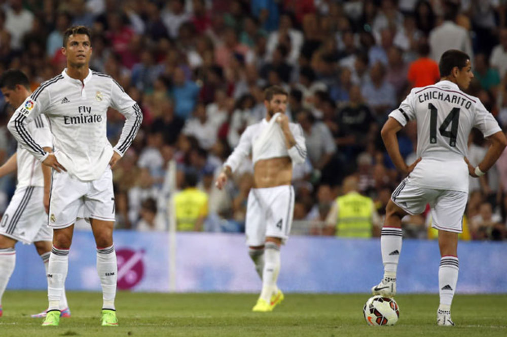 (VIDEO) ĆIĆARITO ŠOKIRAO SAIGRAČA: Najbolji je Ronaldo, ali onaj debeli
