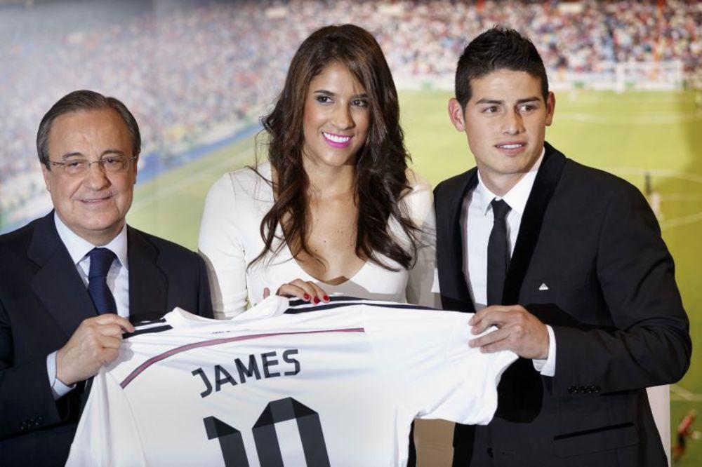 (VIDEO) POKAZALA ZADNJICU: Dok as Reala igra fudbal, njegova žena je u teretani