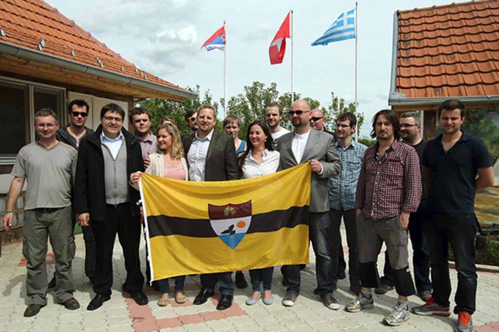 """HIT: Liberland podelio """"državljanstva"""""""