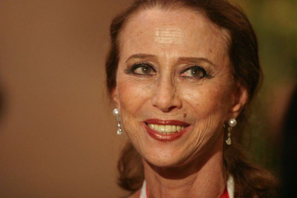 Preminula balerina Maja Pliseckaja