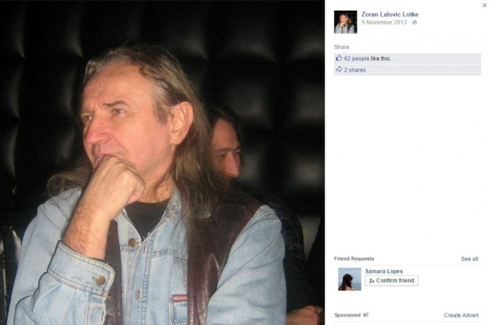 Preminuo Zoran Lalović Lotke, frontmen Kraljevskog apartmana