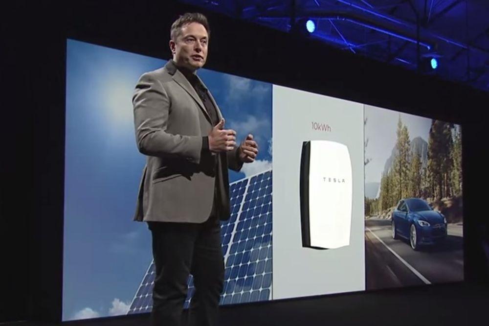 MENJA SE NAČIN KORIŠĆENJA ENERGIJE: Kompanija Tesla predstavila revolucionarne baterije za kuće