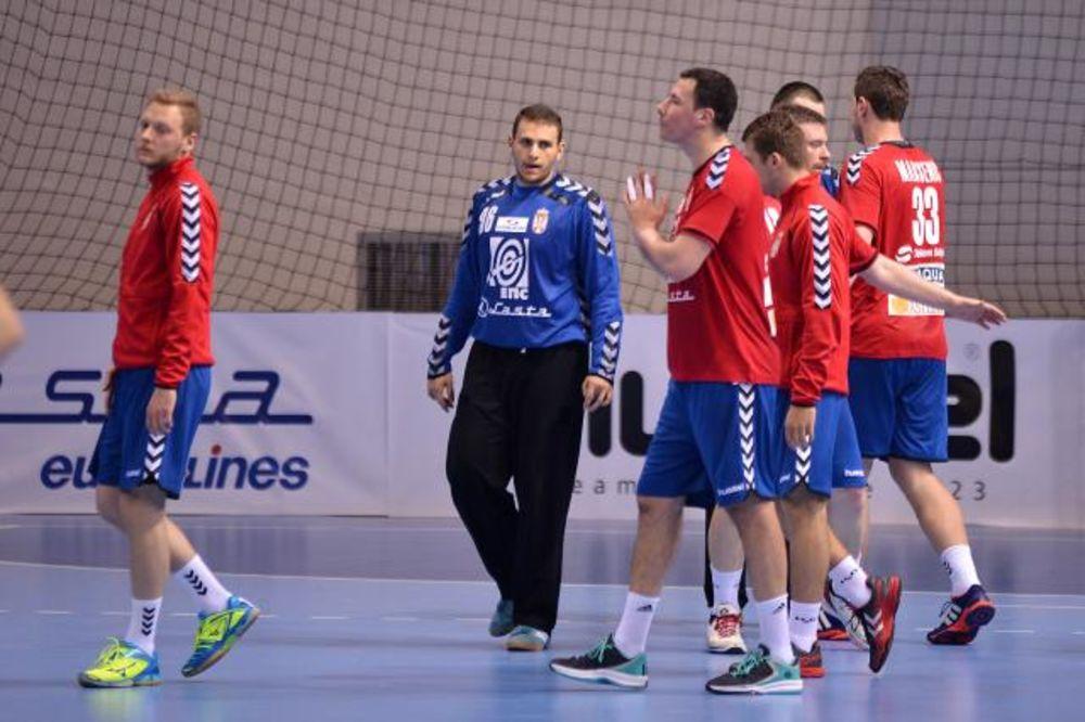 ISPUSTILI POBEDU: Rukometašima Srbije samo bod protiv Islanda