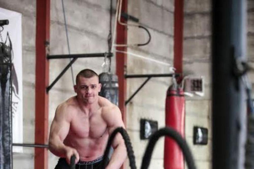 (VIDEO) DARKO STOŠIĆ: Želim da budem najbolj i to je moj cilj