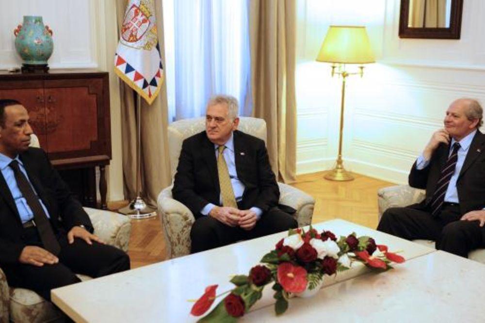 NIKOLIĆ SA AMBASADOROM UAE: Srbija ima stručne ljude, ali nedostaju ulaganja u proizvodnju