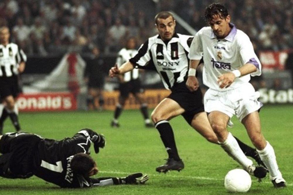(VIDEO) Naš bivši reprezentativac obeležio najznačajniji duel Reala i Juventusa