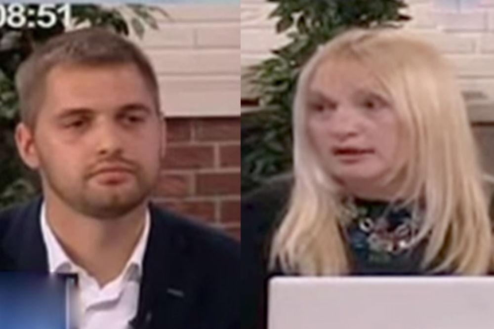 (VIDEO) OBRAČUN PRED KAMERAMA: Vesna Jugović i vlasnik splava razmenili optužbe