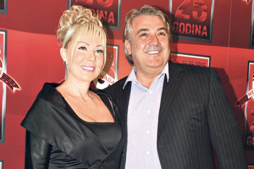 SLAVILI STEFANOV ROĐENDAN: Brena i Boba dali više od 10.000 evra na bakšiš!