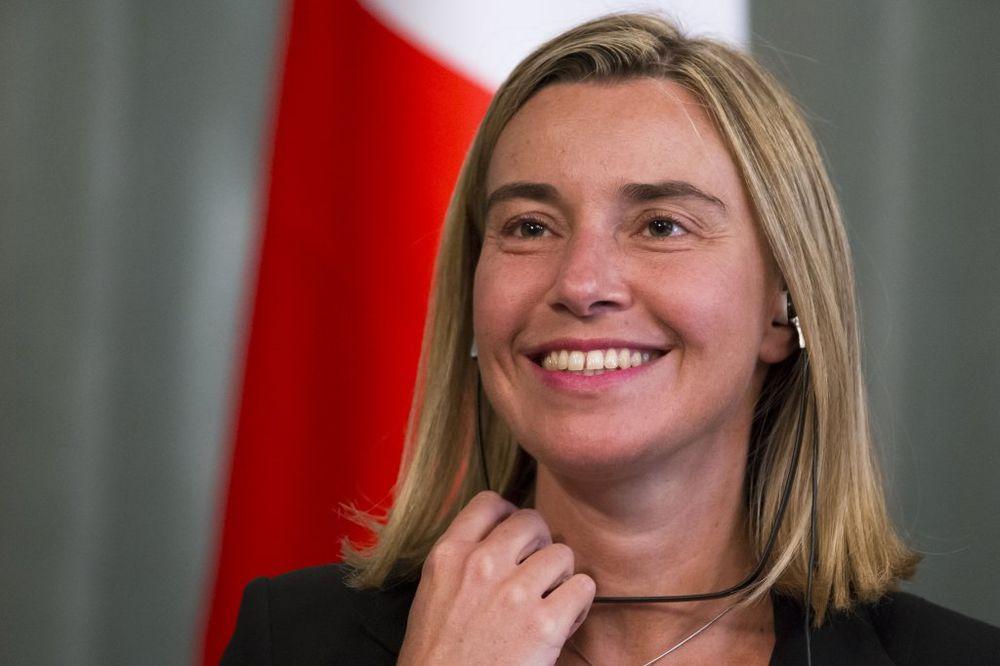 ISPAD ŠEFICE DIPLOMATIJE EU: Frederika na svom FB profilu priznala državu Kosovo