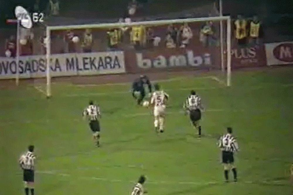 (VIDEO) PREOKRET NA ĐURĐEVDAN: Crvena zvezda za šest minuta dala dva gola za pobedu protiv Partizana