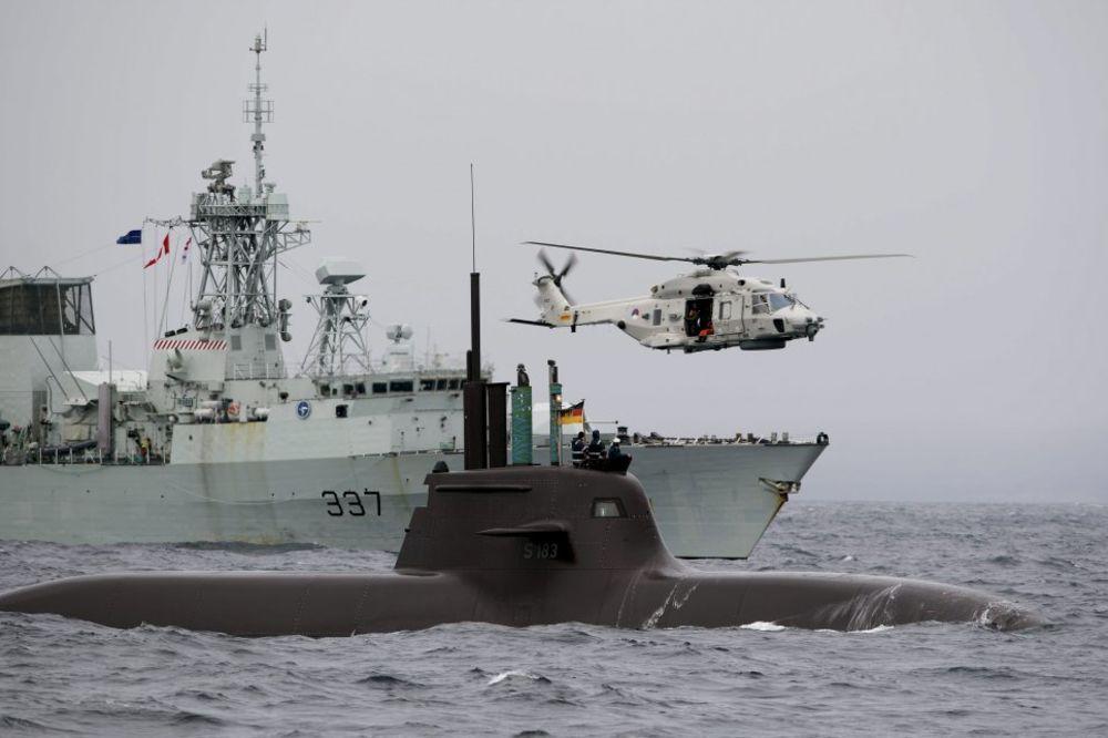 RUSIJA POSMATRAČ: NATO vežbe u Mediteranu najveće u 10 godina