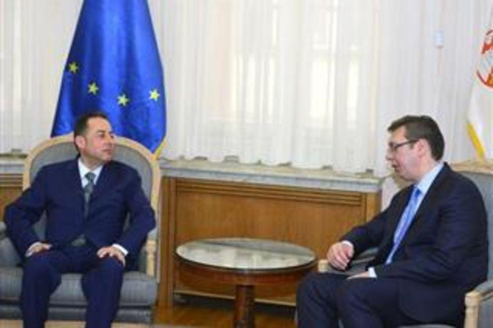 Vučić: EU da uvaži napore Srbije u dijalogu sa Prištinom