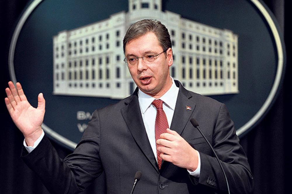 Vučić: Volite me ili ne, ali živećete bolje za pola godine
