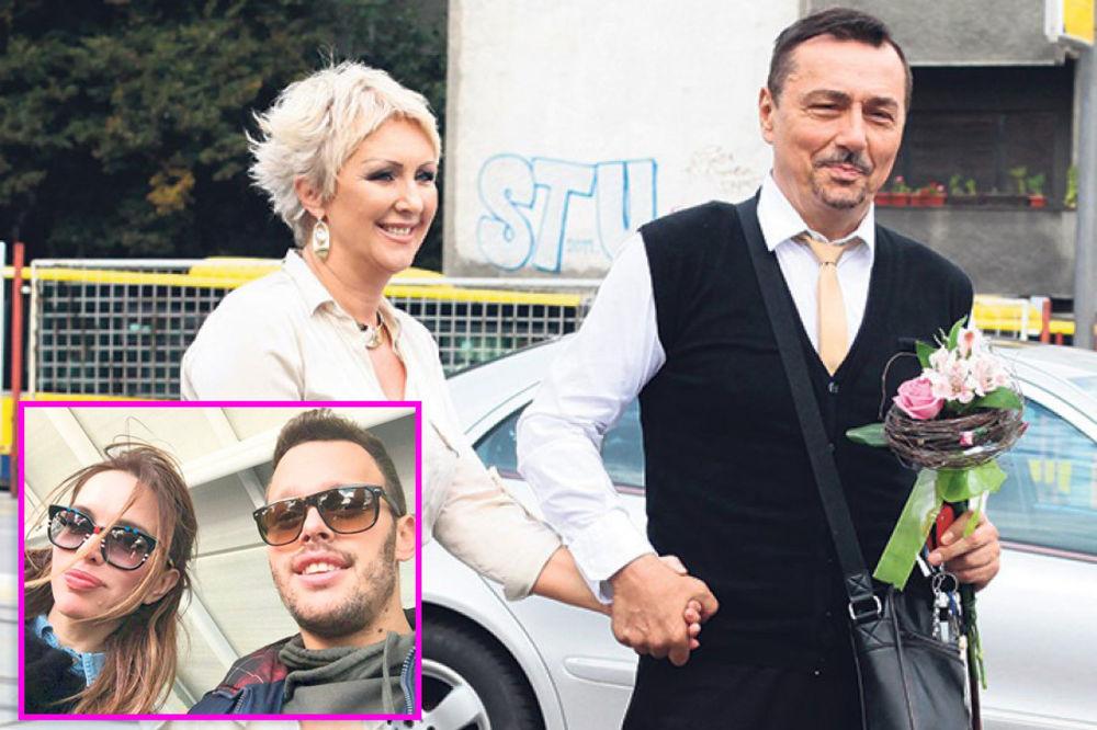 EKSKLUZIVNO Kebina supruga Olja: Upoznala sam Severinu, sjajna je žena!