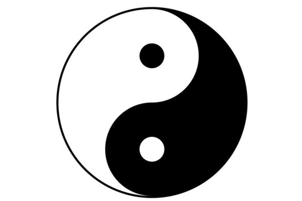 OVAJ FILOZOFSKI PRIKAZ VIDELI STE MILION PUTA: Evo šta zapravo znači jin i jang!