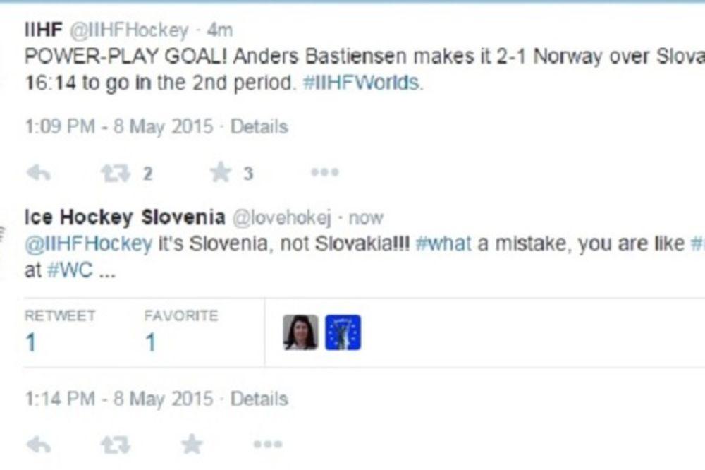 NE ZNAJU GEOGRAFIJU: U Češkoj pomešali Slovačku i Sloveniju