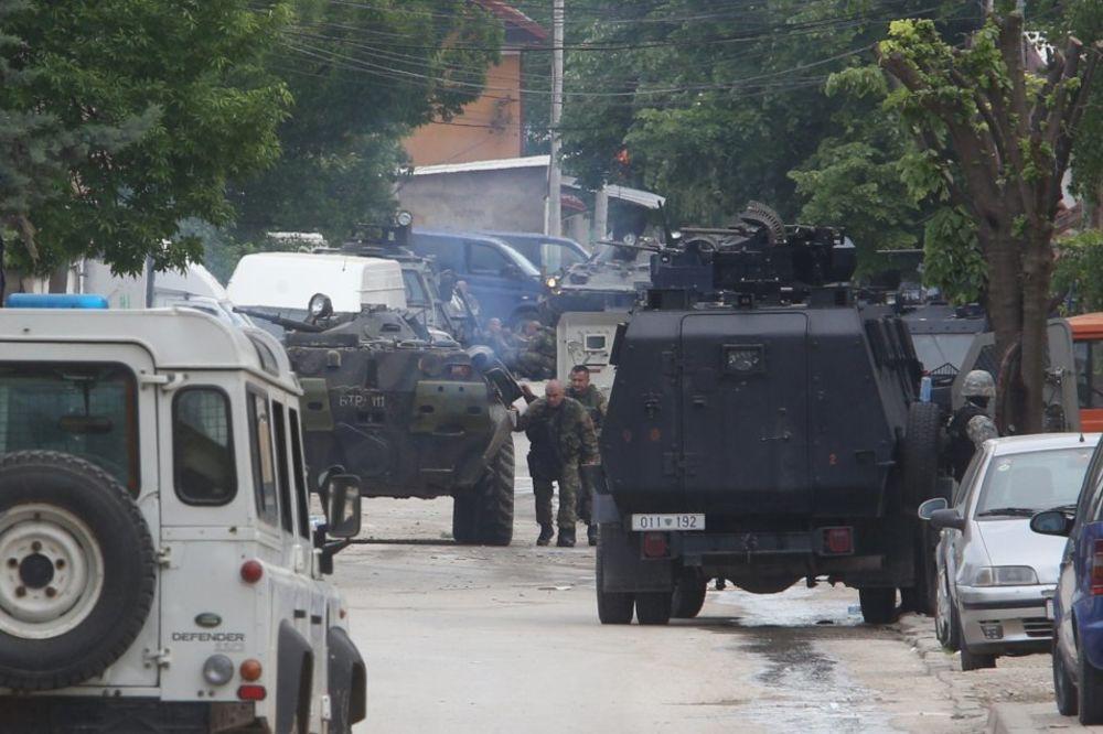 makedonija kumanovo pucnjava foto ap