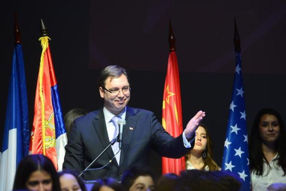 (VIDEO) Vučić: Slavimo Dan pobede jake, pobedničke Srbije