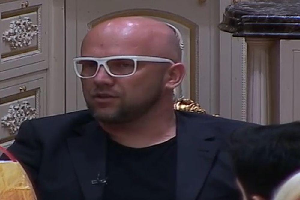 PAROVI IZBACIVANJE: Odlukom glasača, Goran napustio takmičenje!
