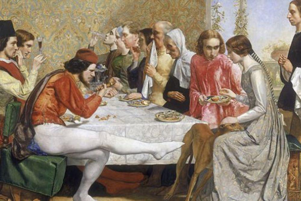 TAJNE PORUKE 7 SLAVNIH SLIKARA: Krv, seks i 12 apostola...