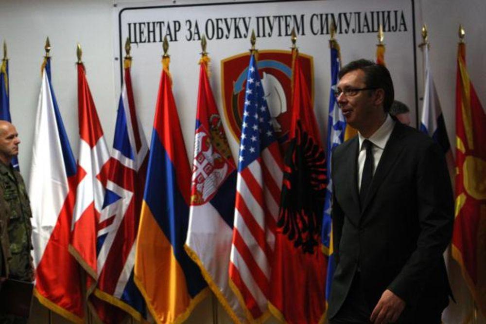 Vučić: Beograd nije odgovoran za prekid dijaloga