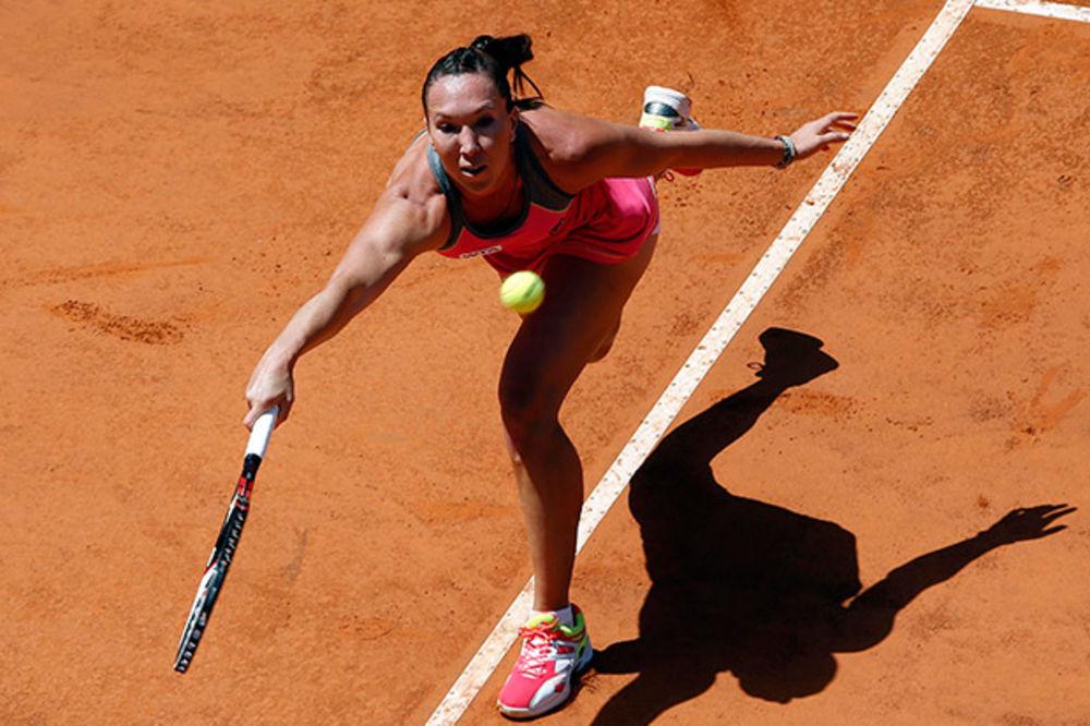 Jelena Janković u osmini finala turnira u Rimu