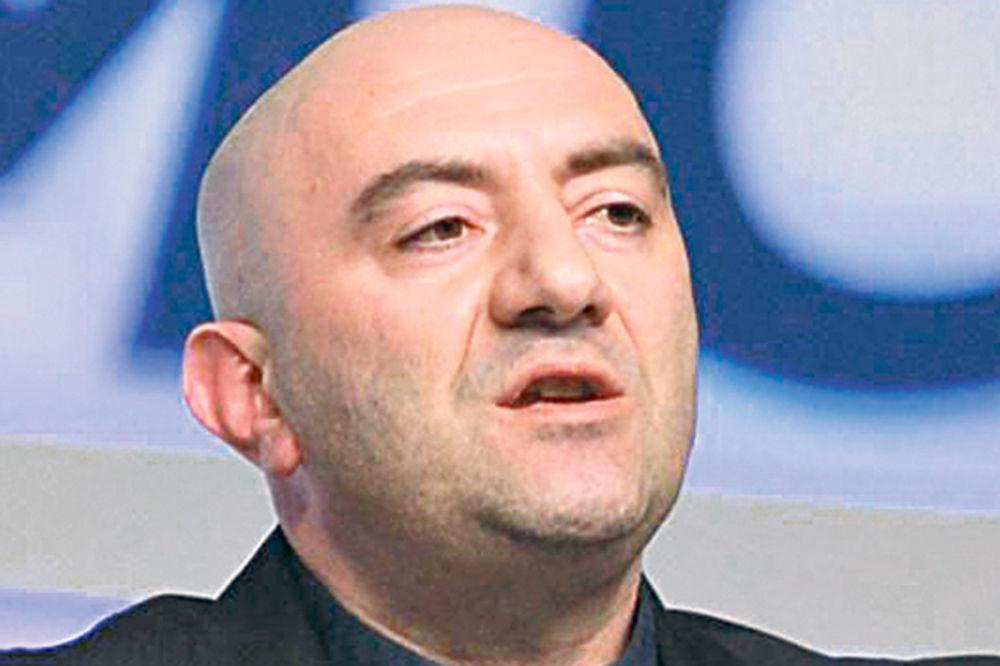 Očekuje sukobe... Zoran Dragišić
