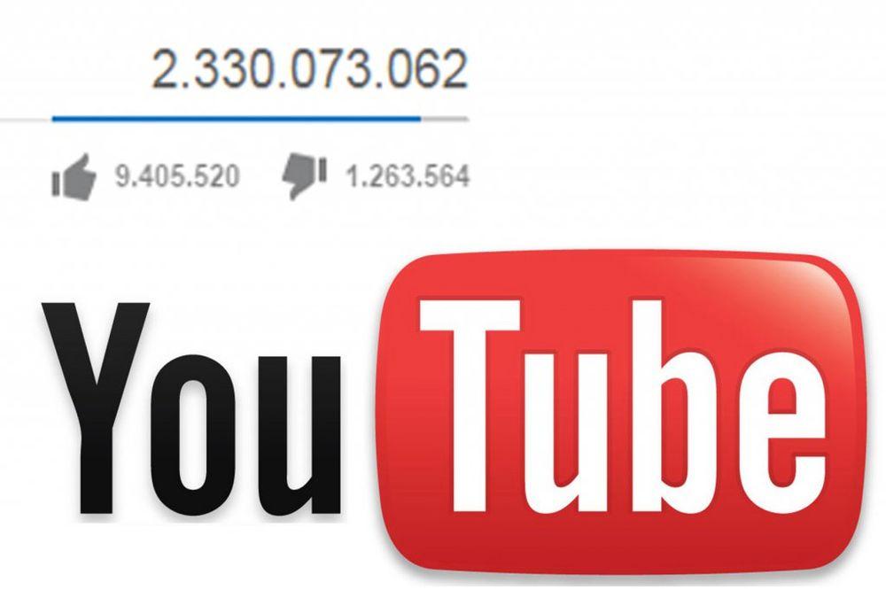 (VIDEO) ON JE JUTJUB BOG: 2 milijarde pregleda ima najgledaniji klip ikada!