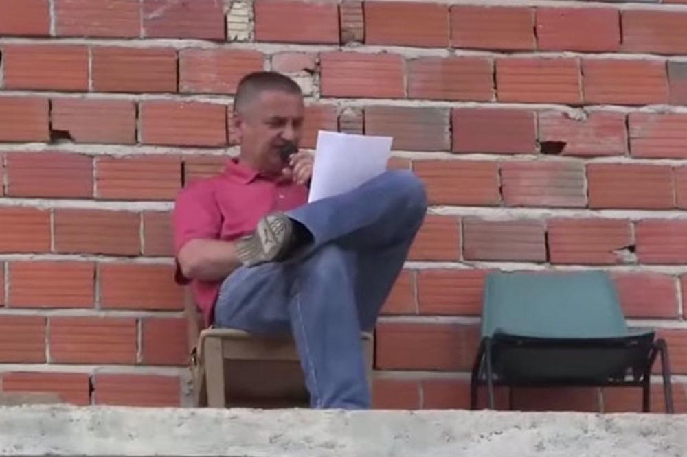 (VIDEO) HIT NA INTERNETU: Evo kako je zvanični spiker najavio gostovanje Sarajeva u Ugljeviku