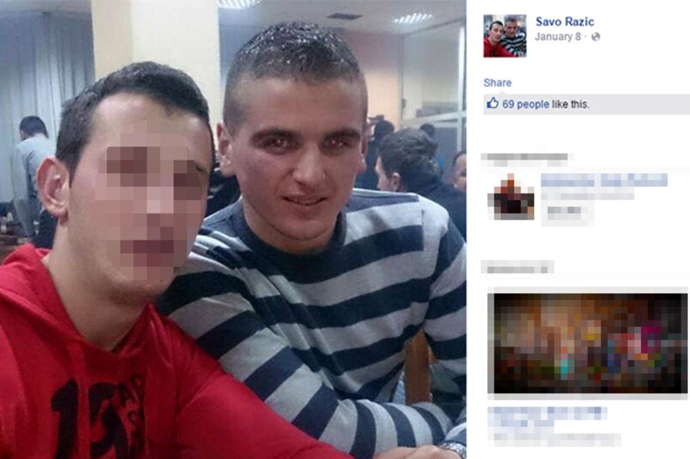 TRAGEDIJA U KNEŽEVU: Mladić (23) sleteo automobilom sa puta, pa se obesio