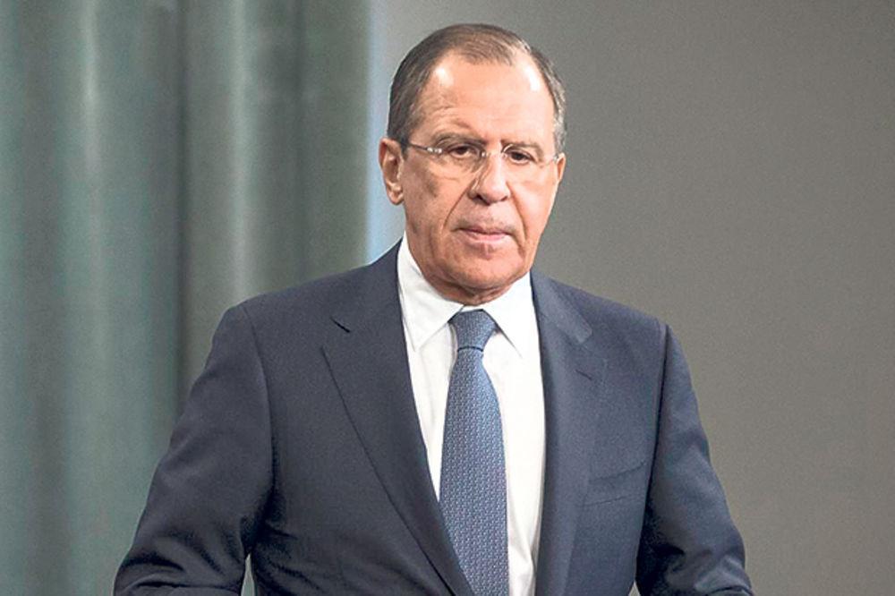 LAVROV: Grčka nije tražila finansijsku pomoć od Rusije