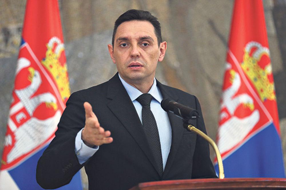 VULIN: Tačijeva izjava plan da se pokvari Vučićeva poseta Tirani