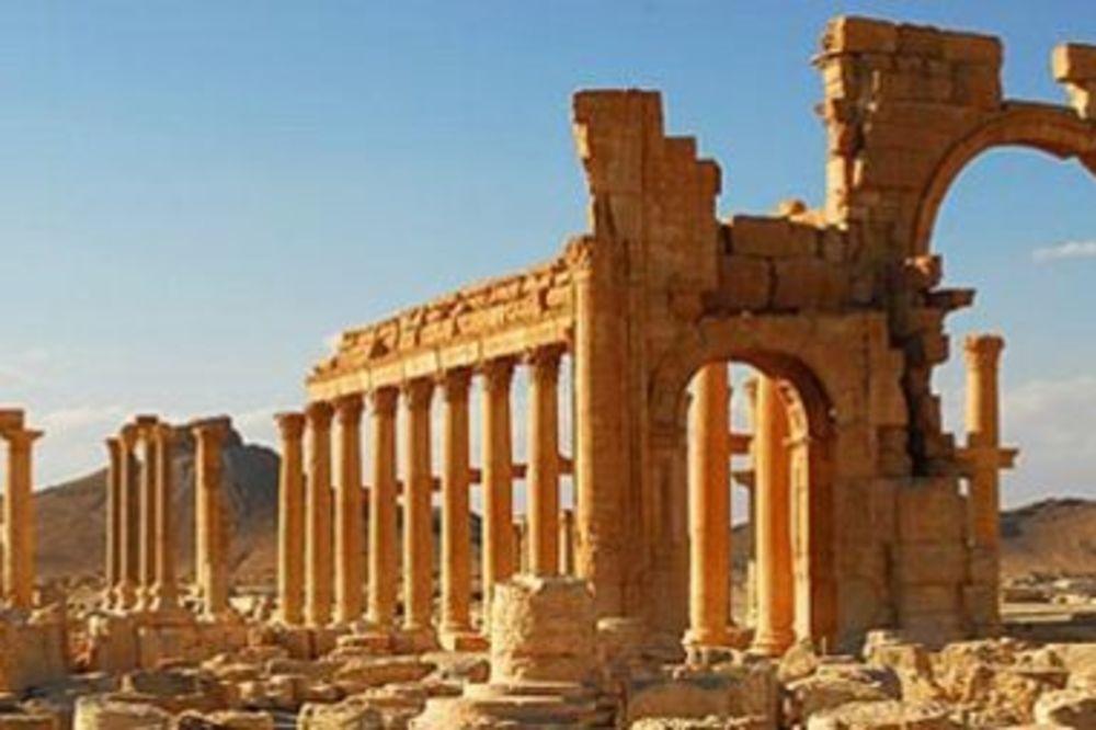 VARVARI NADIRU: Džihadsti prete uništenjem drevne Palmire!