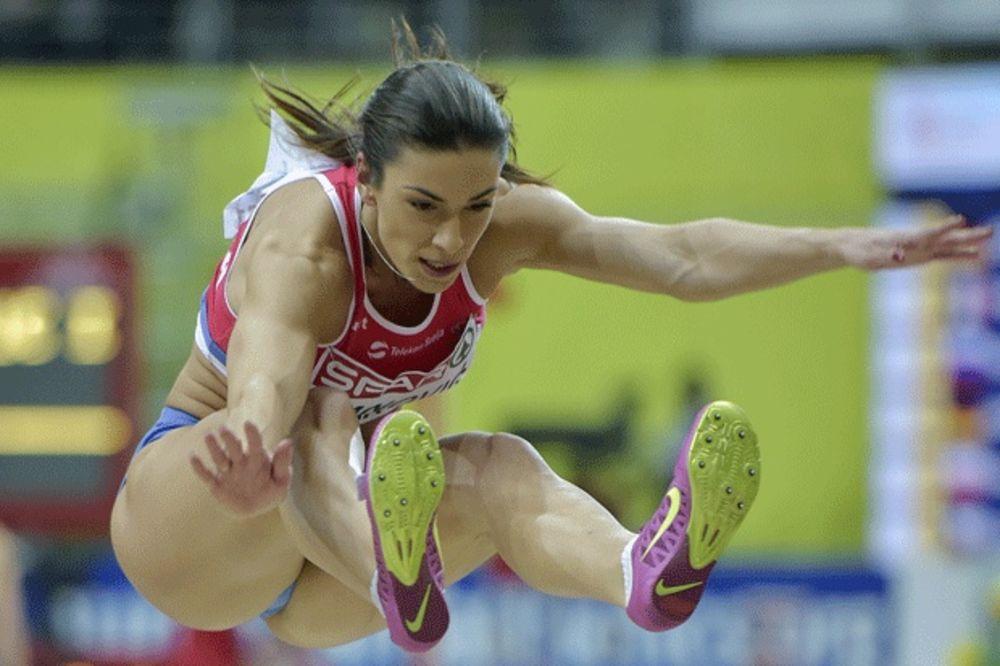 IVANA ODLETELA U RIO: Španovićeva na mitingu u Dohi obezbedila olimpijsku vizu