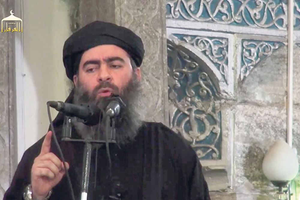 LOV NA NAJMISTERIOZNIJEG ČOVEKA DANAŠNJICE: Kurdi locirali Abu Bakra al Bagdadija, čekaju signal?