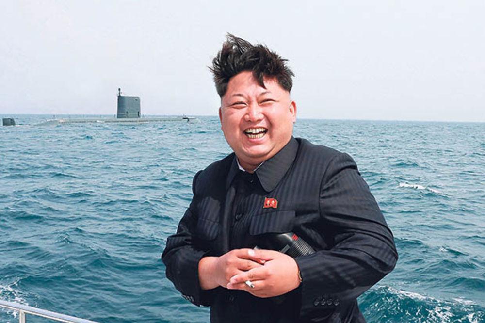 TEROR U KOREJI: Ko popreko pogleda Kima, sledi mu smrt