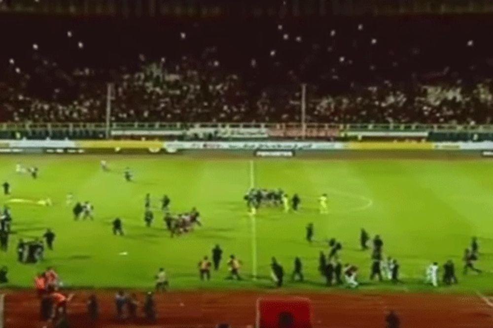 (VIDEO) ISPALA VEKA: Čak 90.000 ljudi na stadionu slavilo titulu, koju nisu osvojili