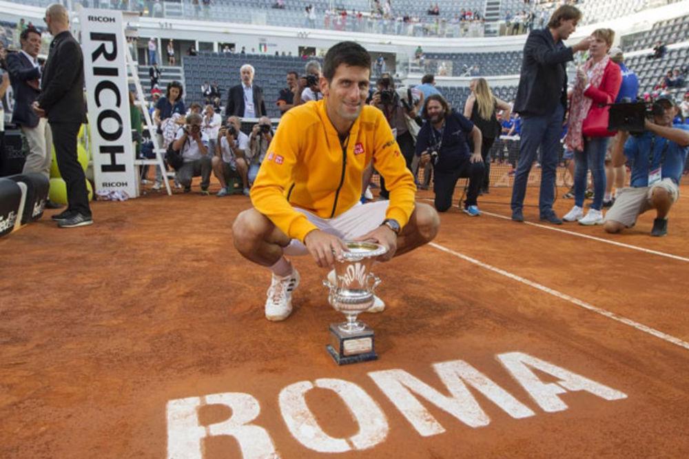 (VIDEO) OVO NISTE ZNALI: Novak Đoković nije najtrofejniji srpski teniser