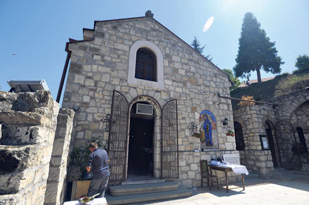 Crkva Svete Petke na Kalemegdanu, Foto: Kurir/Zorana Jevtić