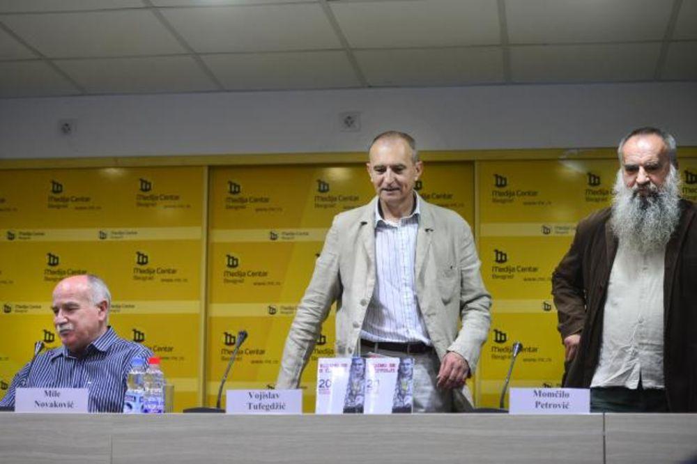 VIDIMO SE U ČITULJI Tufegdžić: Sve mi je teže da nađem sagovornike!