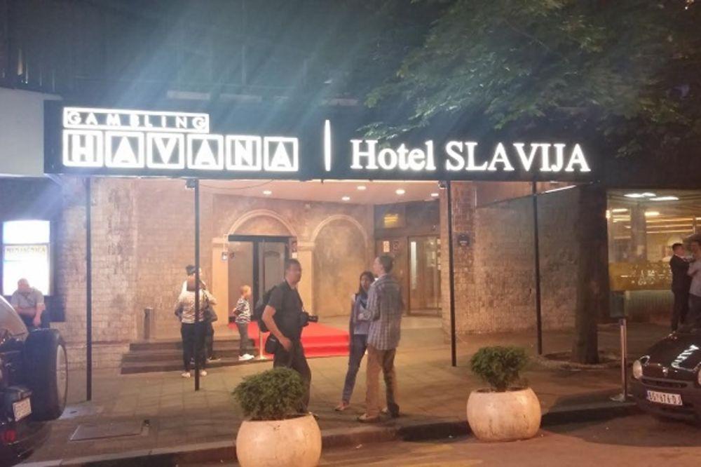 MRTVI SUPRUŽNICI U HOTELU SLAVIJA: Nasilni muž pucao ženi u glavu, a onda presudio sebi!